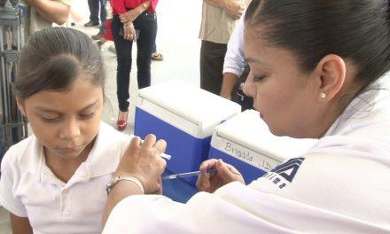 Refuerza Gobierno estrategiade vacunación en el estado