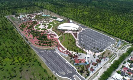 El jueves será inaugurado el Parque Metropolitano de Tecomán por el gobernador; acudirá el titular de SEMARNAT