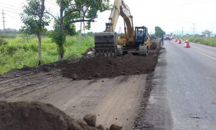 Avanza segunda etapa de ampliación de  la carretera Villa de Álvarez-Zacualpan