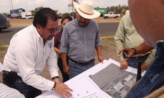 Seidur aclara al alcalde deTecomán obra de El Limonero