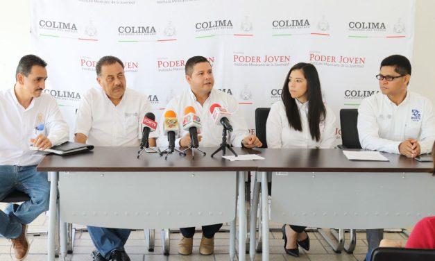 Comedores Poder Joven beneficiarán  a 200 de Manzanillo y Tecomán