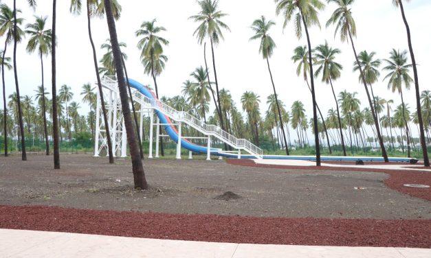Entrega Gobierno del Estado equipo para  control del picudo prieto en cultivo de palma