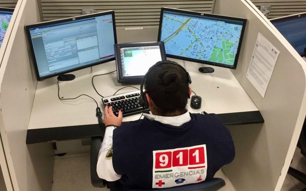 EVALUARAN A OPERADORES DEL NÚMERO DE EMERGENCIA 911