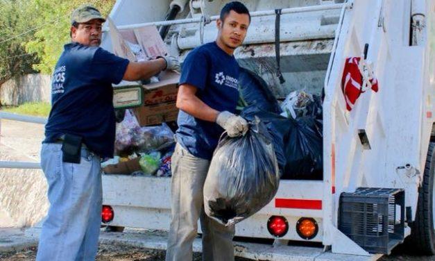 Más de 37 mil toneladas de residuos sólidos retirados en lo que va del año, según el Ayuntamiento