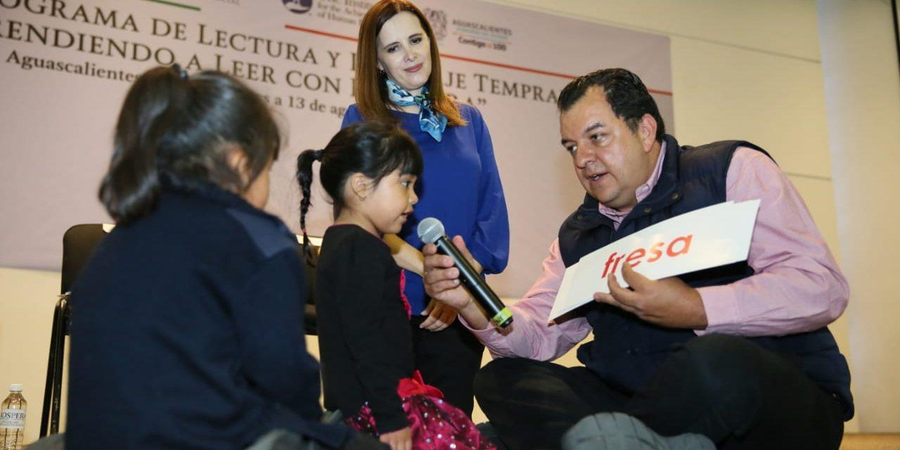 PROSPERA fortalece la educación temprana y refuerza el vínculo afectivo de las familias: JGC