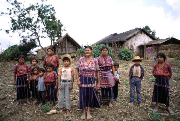 Día Internacional de los Pueblos Indígenas 2018: Migración y desplazamiento
