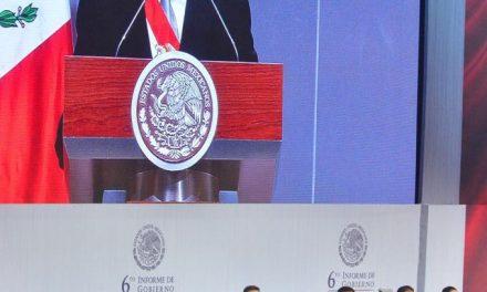 En Colima  Enrique Peña Nieto cumplió sus  compromisos presidenciales: JIPS