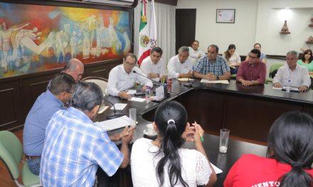 Buscan vía jurídica para indemnizar  al Ejido Revolución por predio del Inifap