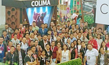 En CDMX: Exitosa participación de colimenses  en la Semana Nacional del Emprendedor
