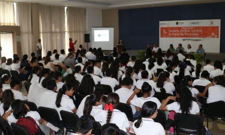 Más de 31 mil personas recibieron información  en Semana Estatal contra la Trata de Personas