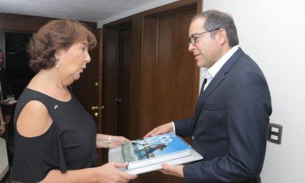 Colima colaborará con el consulado  de Estados Unidos en Guadalajara