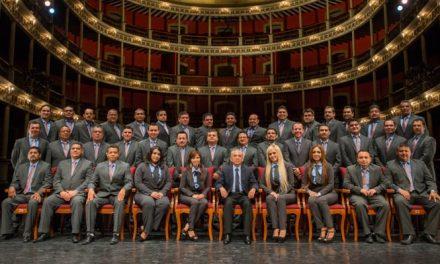 La banda de música del estado se convierte en la Banda Sinfónica del Gobierno del Estado de Colima