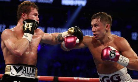 ¡Canelo, Campeón del mundo, por decisión dividida!