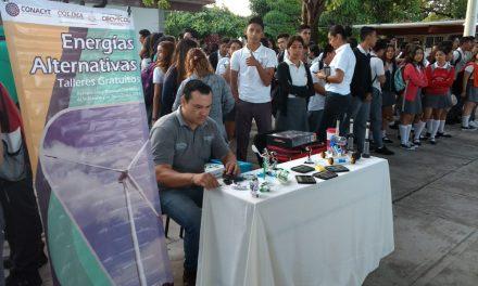 Realizan Feria de Ciencias e Ingenierías