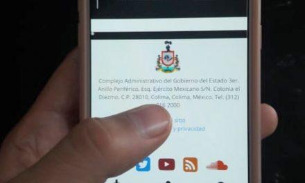 Tercer Informe de Gobierno se podrá  consultar por dispositivos móviles