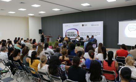 Organiza el ICM el  Foro Diálogos por las Mujeres