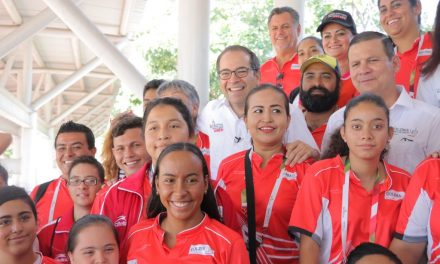 Paralimpiada Nacional 2018, la delegación colimense ganó 50 medallas; 14 de oro, 21 de plata y 15 de bronce