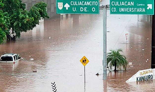 Se suma UdeC a campaña de apoyo para damnificados por lluvias en Sinaloa