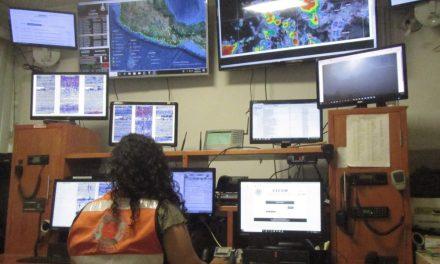 En agosto, se registraron 69  sismos en territorio colimense