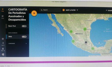 Hoy se lanza el sitio www.mataranadie.com, para difundir los asesinatos de periodistas