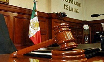 Supremo Tribunal de Justicia, sin facultades para  modificar la sanción a Rafael Mendoza: SCJN
