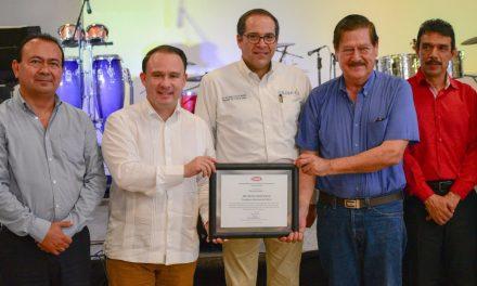 CMIC distingue a Ayuntamiento Colima como el mejor evaluado en transparencia