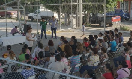 Realiza visita a Coquimatlán la diputada federal Claudia Yáñez