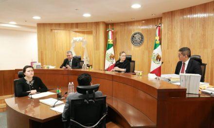 La Sala Regional de Toluca del Tribunal Electoral del PJF hizo respetar la Constitución: Rogelio Rueda