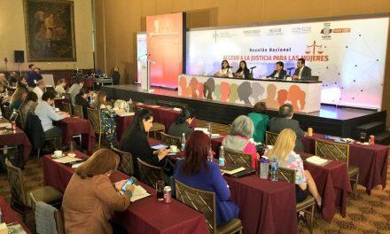 Poder Judicial de Colima participa en Reunión  Nacional de Enlaces de las Unidades de Género