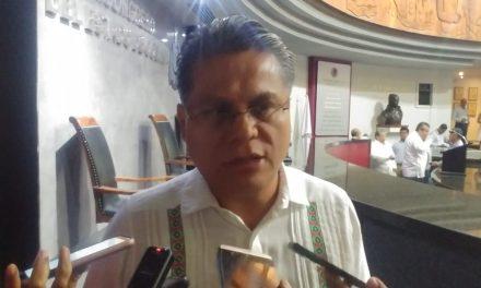 Desmiente Nicolás Contreras basificaciones de trabajadores en el Congreso