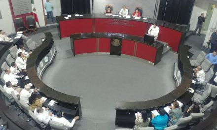 Se desarrolla la última sesión extraordinaria de la Quincuagésimo Octava Legislatura