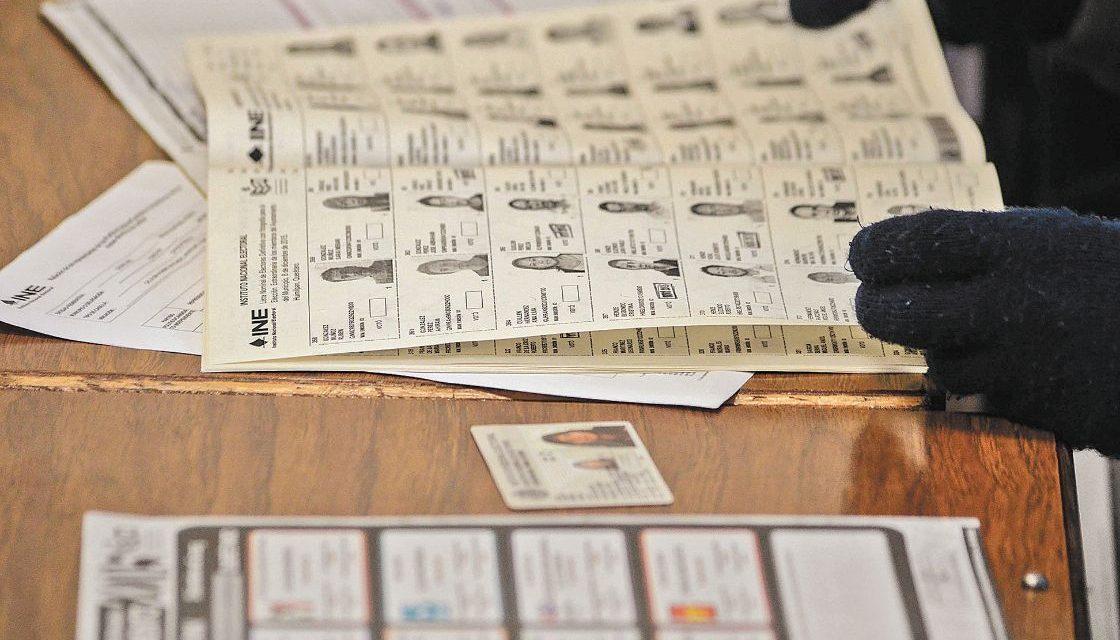 TEPJFrecibiódocumentación del nuevo escrutinio y cómputo total de la elección por el gobierno de Puebla