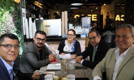 Gobernador presenta proyectos  al próximo titular de la Sedatu