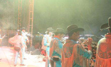 Exitosa presentación de Banda Maguey en la Explanada de la Feria de Todos los Santos