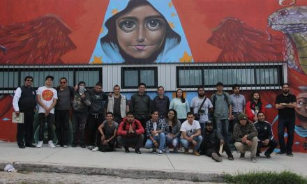 Encuentro Regional de Arte Urbano del Bajío 2018