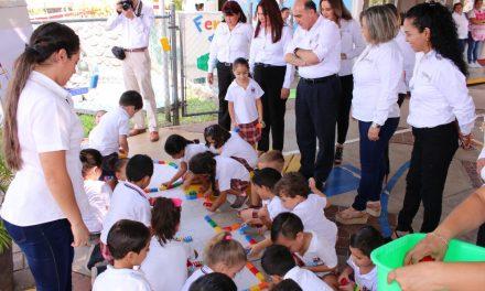 DIF Nacional y Fundación LEGO equipan a  Centros Asistenciales de Desarrollo Infantil