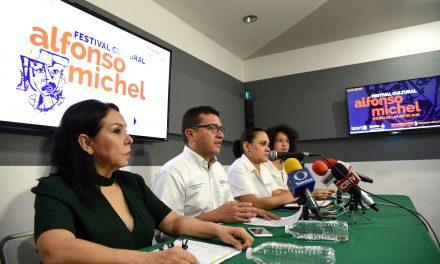 Más de 30 actividades artísticas incluirá el  Festival Alfonso Michel en la edición 2018