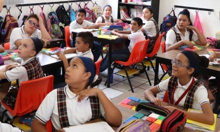 En VdeA  Continúa atención de SE en  escuela Emiliano Zapata