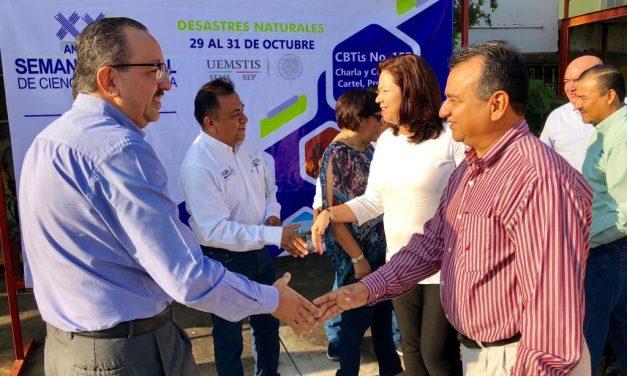 Felipe Cruz invita al II Congreso Mundial sobre Infancia y Adolescencia, este miércoles