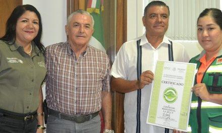 CERTIFICA PROFEPA EN CALIDAD AMBIENTAL A CONTECON MANZANILLO, S.A. DE C.V, EN COLIMA
