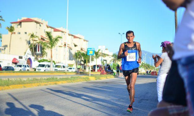 Participan más de mil corredores en Medio  Maratón, Colima en Movimiento 21K