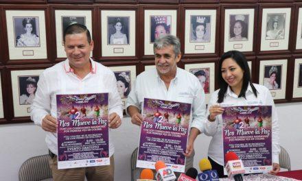 Participarán los Rarámuris en la segunda carrera  Nos Mueve La Paz, de la Feria de Colima 2018