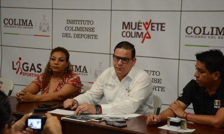 Colima será sede del programa  Academia Conade de voleibol