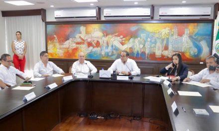 Establece José Ignacio Peralta Sánchez coordinación  con las y los alcaldes electos