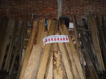 CLAUSURA PROFEPA CARPINTERÍA QUE OPERABA DE MANERA ILEGAL Y ASEGURA 2.308 m3DE MADERA, EN COLIMA