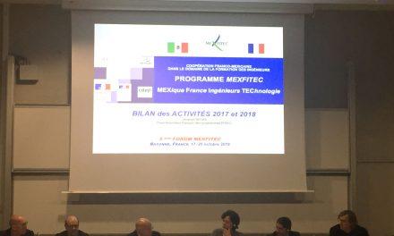 Participa Universidad de Colima en Quinto  Foro MEXFITEC, en París