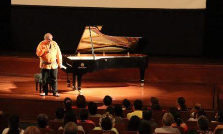 Exitosa presentación de Los Pianistas  de la Sierra Tarahumara en Colima