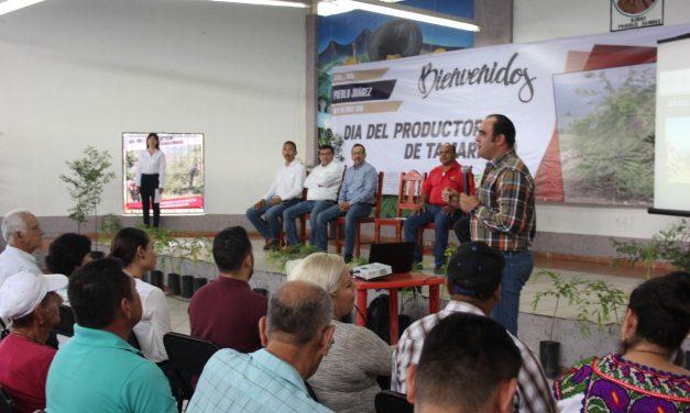 SEDER encabeza la conmemoración del Día del Productor de Tamarindo