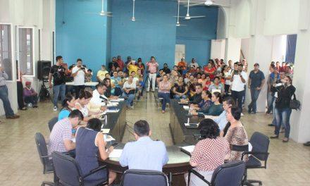 Revoca basificación de trabajadores de la pasada administración,Cabildo de Villa de Álvarez