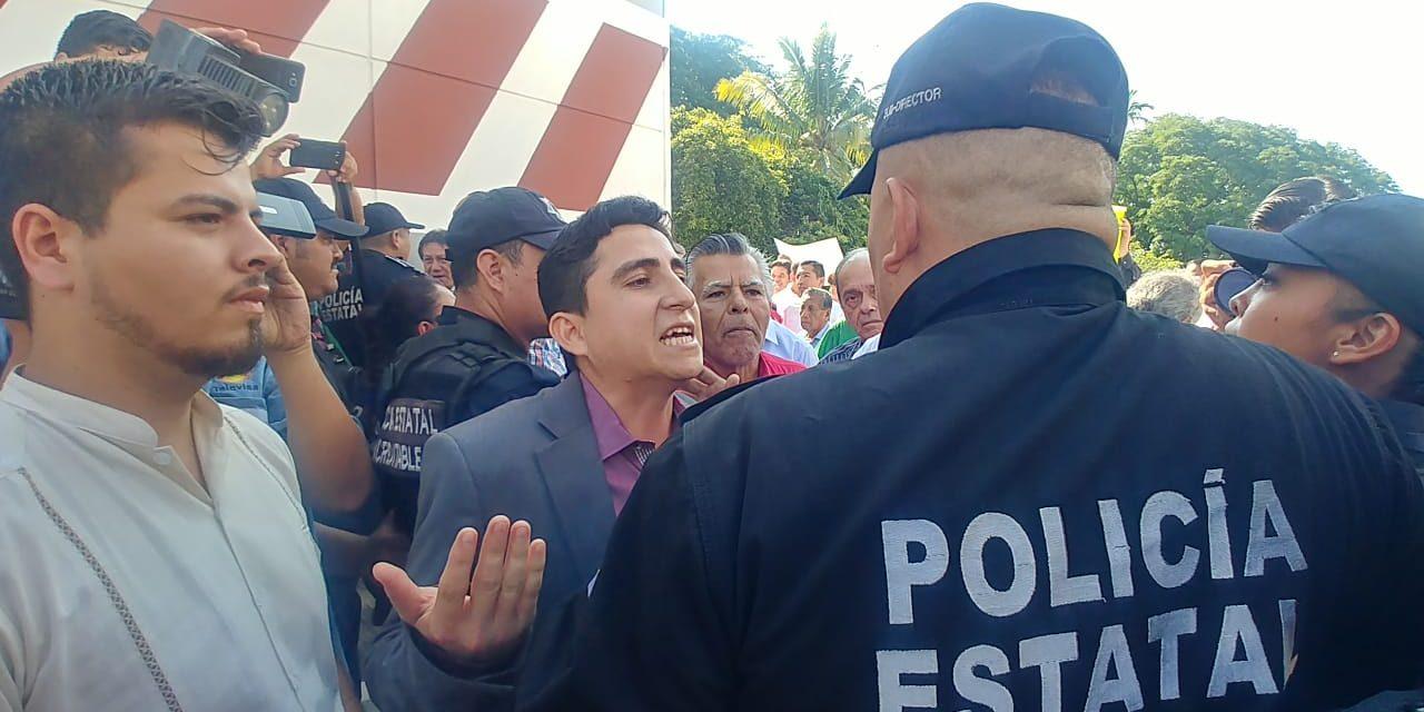Mi crónica:  ¡Ya no podemos quedarnos callados!, ¡Cárcel a Mario Anguiano, y a sus cómplices!